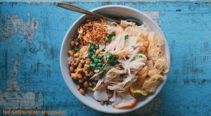 Street Food: Bubur Ayam Muara Pak Yunus