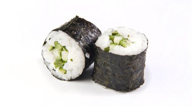 Here Comes the Sushi Bazooka!