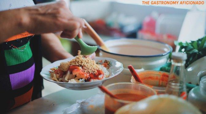 Street Food: Rujak Shanghai Encim