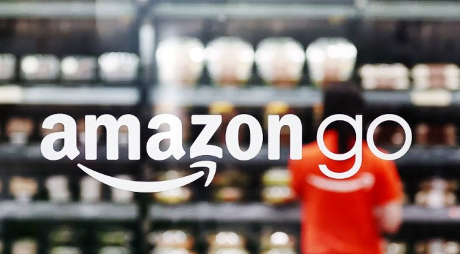 Goodbye Long Queues, Thanks to Amazon Go