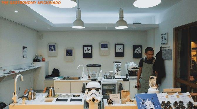 Ruang Seduh + Kinosaurus + Ganara: Where Coffee & Arts Get Along (mise en place, Vol 16 – 2016)