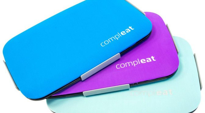 Foodie Gadgets: Compleat, Lunchbox Like You Have Never Seen Before