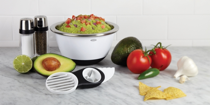 Foodie Gadgets: The 3-in-1 Avocado Slicer!
