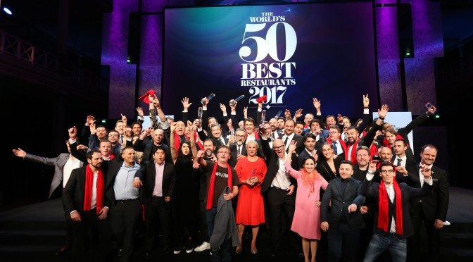 Eleven Madison Park Claims Number One Spot at the World's 50 Best Restaurants Award