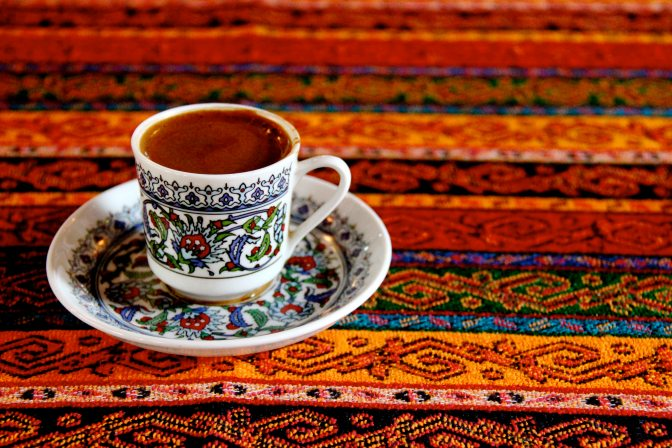 VIDEO: On Why You Should Try Turkish Coffee (via HHWT)