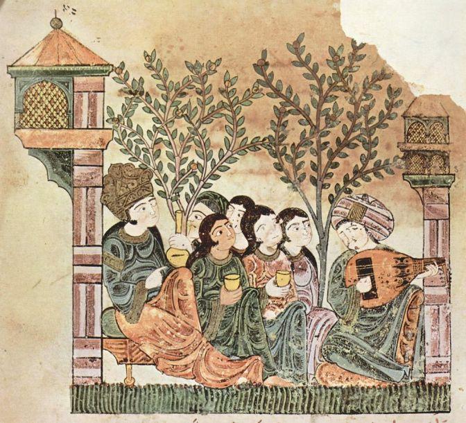 Ziryab: Sang Musisi, Fashionista, Desainer, dan Ahli Gastronomi dari Al Andalus
