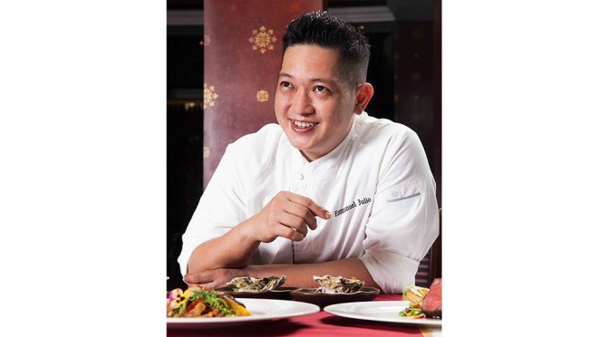 Chef Emmanuel Julio: Ushering The Era of Progressive Indonesian Cuisine (Passion, 2017)
