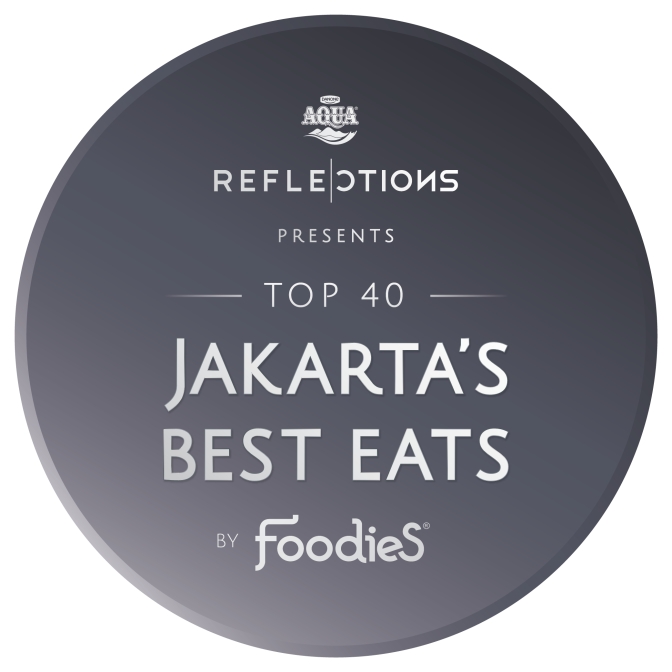 The Announcement of the Winners of Jakarta's Best Eats Award 2018
