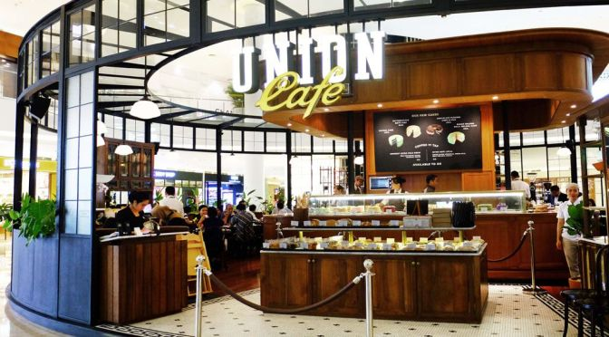 Union Cafe, the latest from the group.