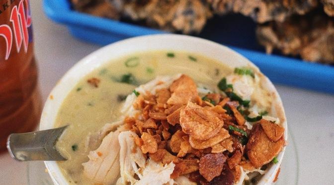 Street Food: Soto Ayam Kudus Mbak Lin, Semarang