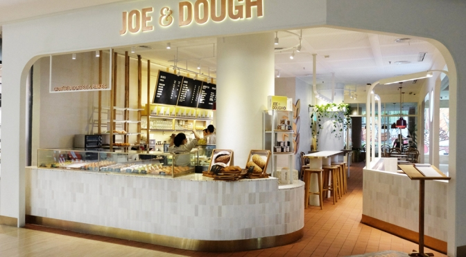Joe & Dough: All the Way From Singapore to Jakarta